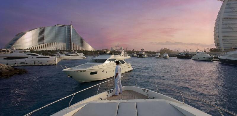 Superyacht Marina of the year 2018 - The Pavilion Marina at Jumeirah Beach Hotel, Dubai, United Arab Emirates -