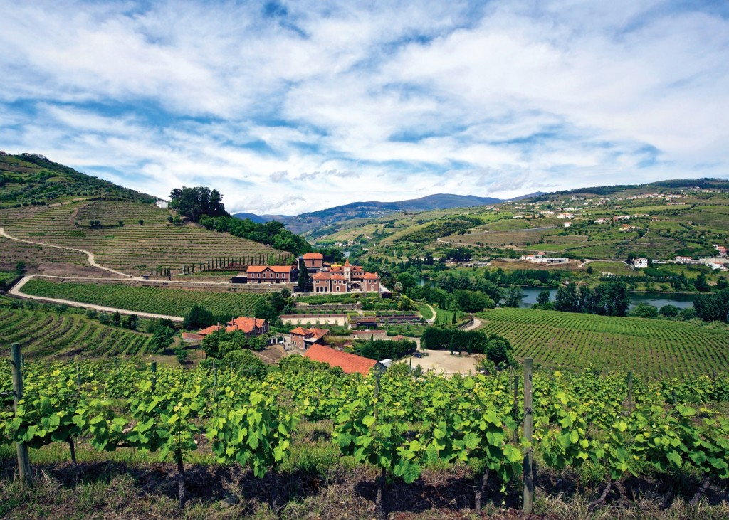Sustainable Tourism Leadership -Six Senses Douro Valley in Lamego, Portugal
