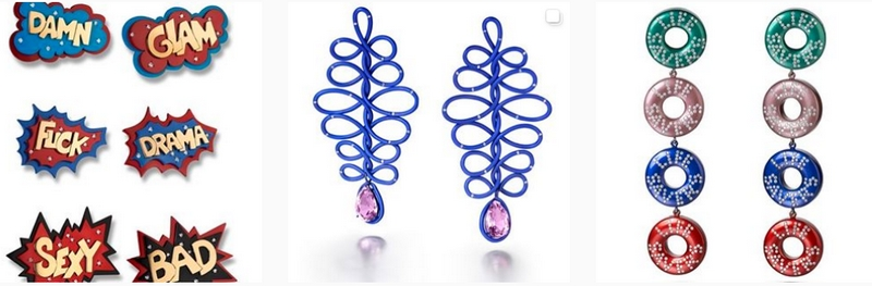 Suzanne Syz Earrings