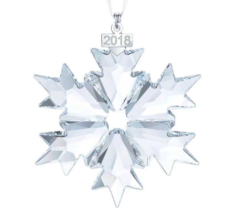 Swarovski Star 2018 - The annual edition ornament 2018