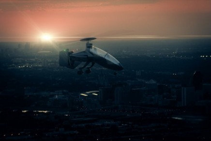 Gyronautics,Airplanes without runways, and the transport revolution: On-demand urban air taxis are one step closer to reality