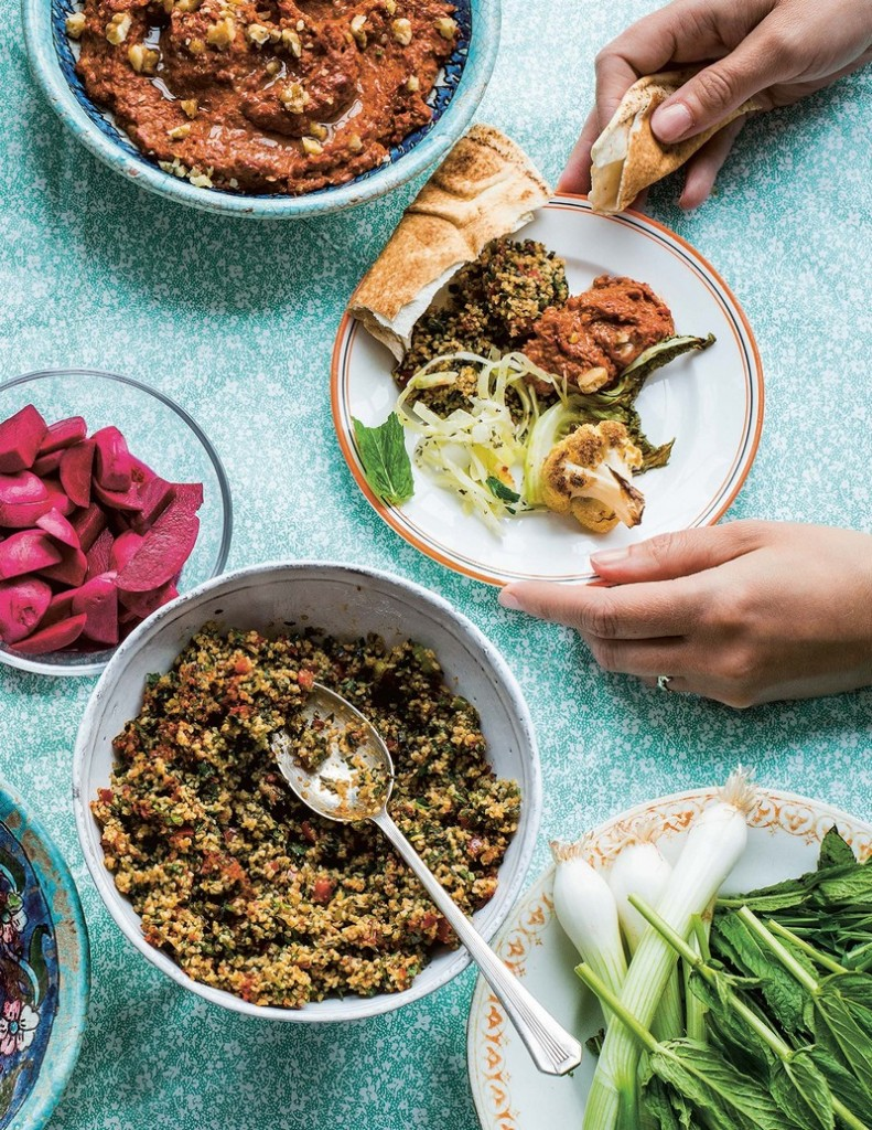 Syria Recipes from Home cookbook