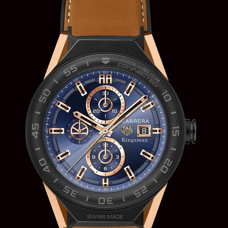 TAG Heuer Connected Modular 45 Kingsman Special Edition-