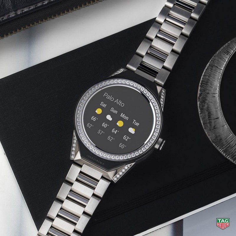 TAG Heuer Connected Modular 45 luxury watch