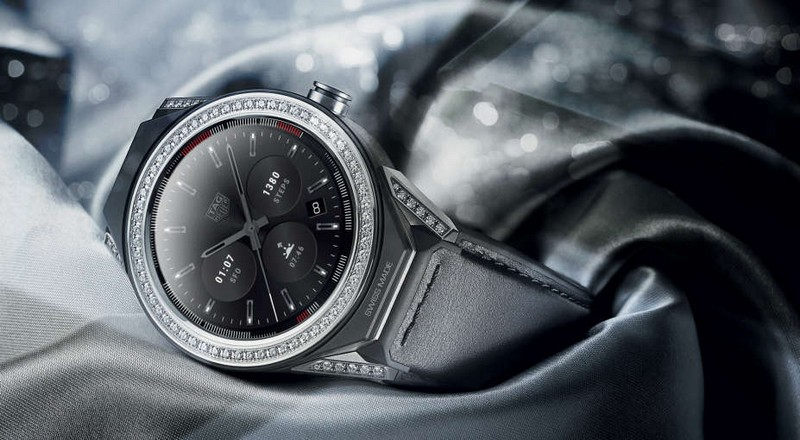 TAG Heuer Connected Modular 45 model