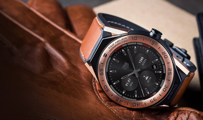 TAG Heuer Cycle for Survival Connected Modular 45 watch-2018