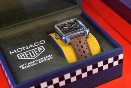 TAG Heuer Monaco celebrates half a century