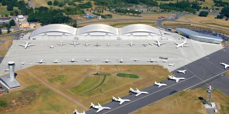 TAGFarnboroughAirport photos2019
