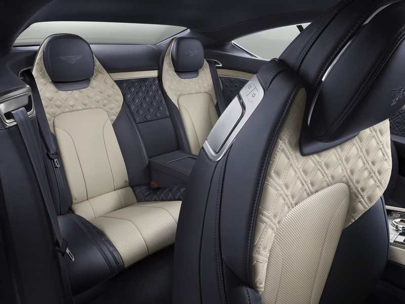 THE ALL-NEW BENTLEY CONTINENTAL GT – THE DEFINITION OF LUXURY GRAND TOURING-
