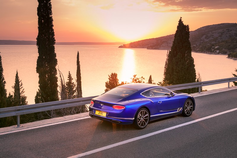 THE ALL-NEW BENTLEY CONTINENTAL GT – THE DEFINITION OF LUXURY GRAND TOURING - gallery