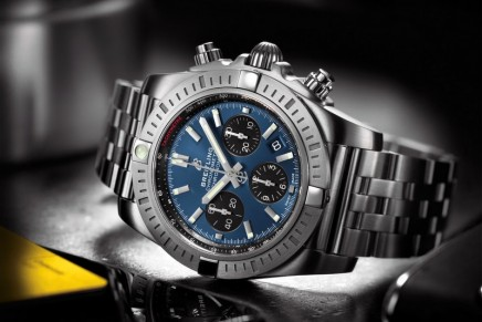 The Chronomat B01 Chronograph 44 by Breitling is equal to any adventure