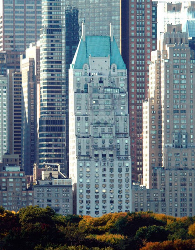 THE HAMPSHIRE HOUSE, 150 CENTRAL PARK SOUTH - CENTRAL PARK SOUTH, NEW YORK