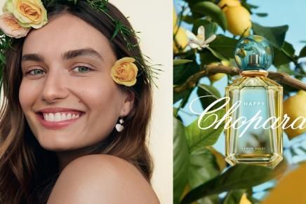 Happy chic lifestyle: Caroline Scheufele x perfumer Dora Baghriche present new Happy Chopard fragrances