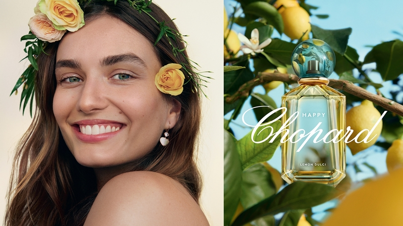 THE HAPPY CHOPARD NEW FRAGRANCE COLLECTION