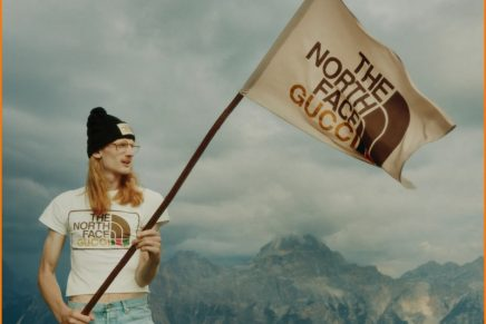 Gucci x The North Face – a trip to the great outdoors with Gucci-clad hikers