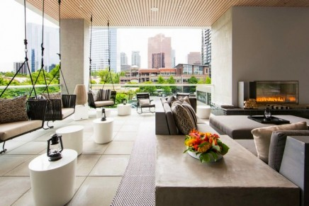 Recharge at playful W Bellevue Hotel: Where green meets global glamour