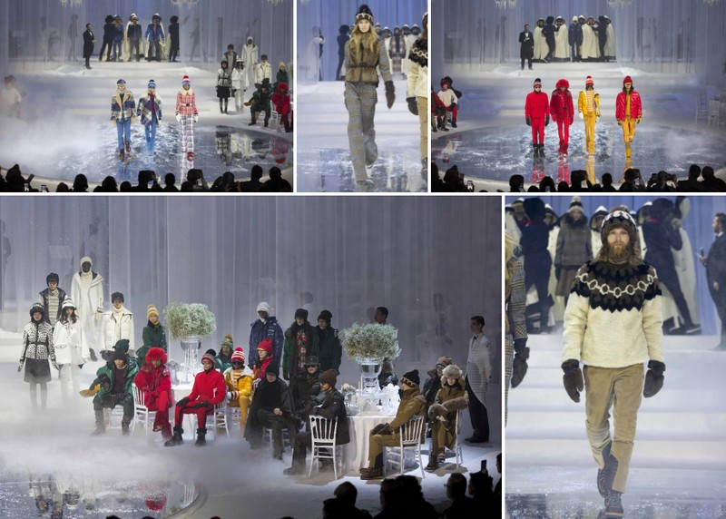 TMoncler Grenoble Fall-Winter 2017-2018 collection
