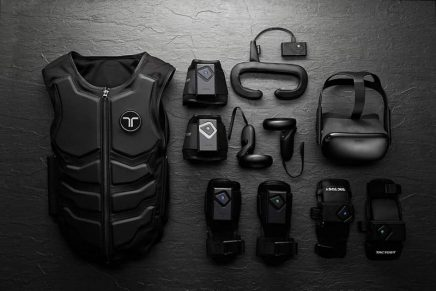 Feel beyond imagination: The Ultimate Wireless Haptic Suit for VR, training, military, and rehab