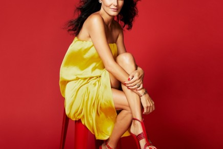 Tamara Mellon, the Jimmy Choo co-founder, is starting over with Leave Him On Red