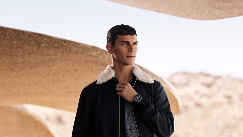 Tambour Horizon unisex smartwatch-2018-