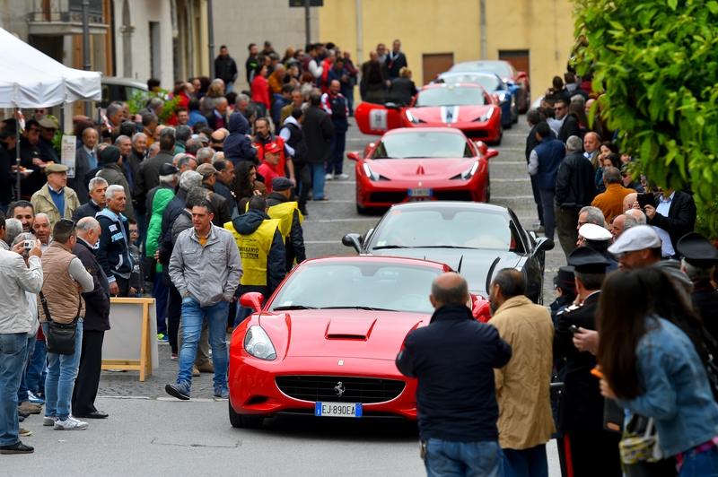 Targa Florio classic car race photo gallery