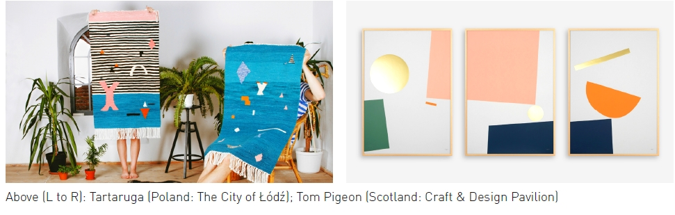 Tartaruga (Poland The City of Lódz Tom Pigeon Scotland Craft & Design Pavilion