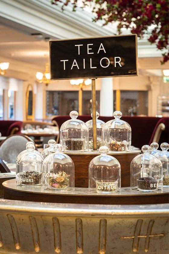 Tea Tailor