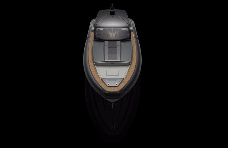 Technorib unveils new flagship tender - the Pirelli 1900-