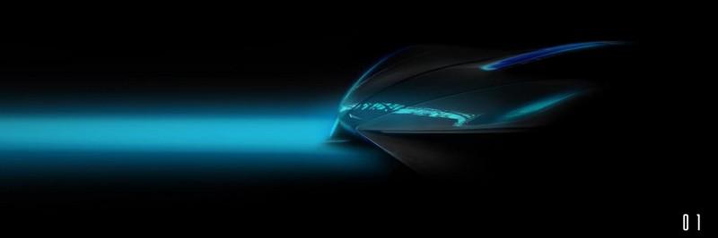 Techrules concept 2017 Geneva Motor Show-