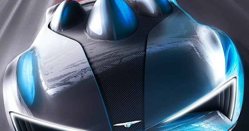 Techrules concept 2017 Geneva Motor Show-details