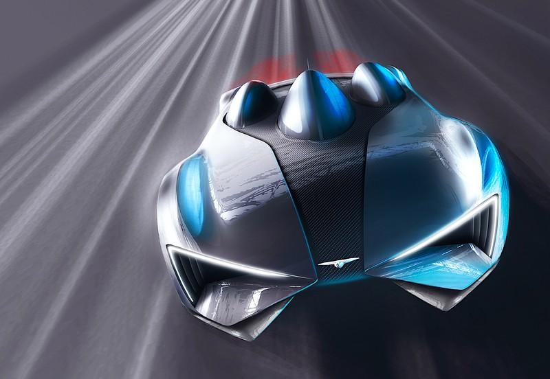 Techrules concept 2017 Geneva Motor Show