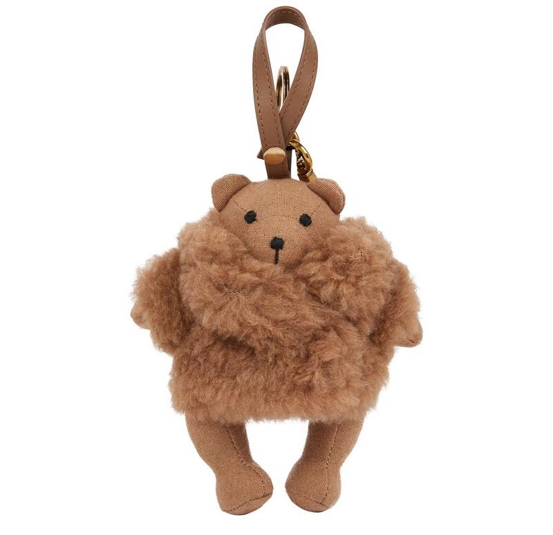 Teddy Bear Keyring by Max Mara Fall 2019