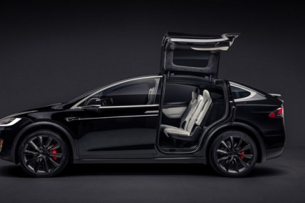 Tesla Model X review: 'The volume goes up to a Spinal Tap 11'