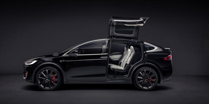 Tesla Model X photos