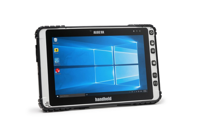 Tested for ruggedness - 2017 Algiz 8X ultra-rugged tablet computer--