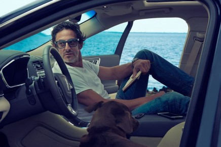 That's Continental: Annie Leibovitz for Lincoln Continental