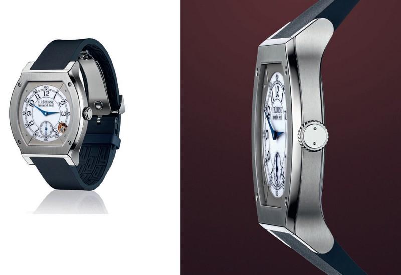 The élégante by F.P.Journe embodies the intelligent watch- Calibre 1210