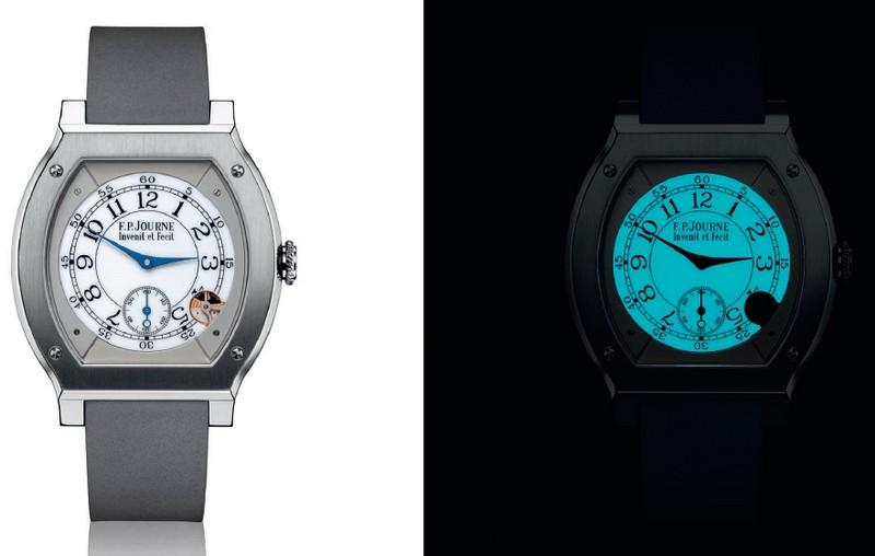 The élégante by F.P.Journe embodies the intelligent watch - SIHH 2018