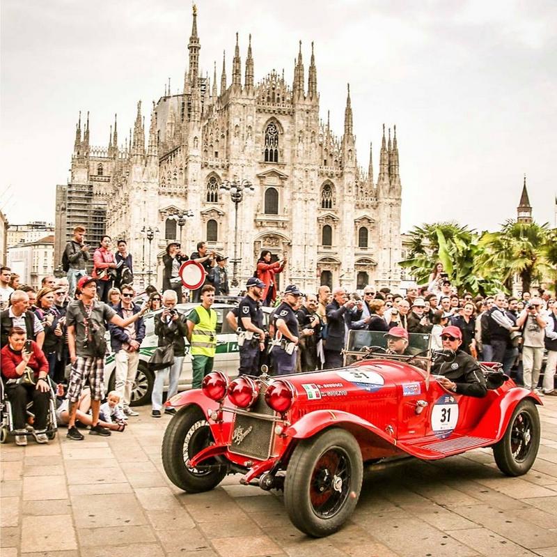 The 1000 Miglia-2018-00