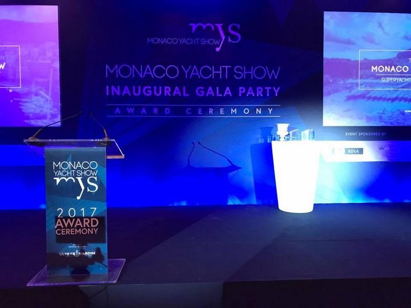 The 16th edition of the prestigious World Yacht Trophies Monaco-