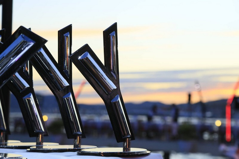 The 16th edition of the prestigious World Yacht Trophies.
