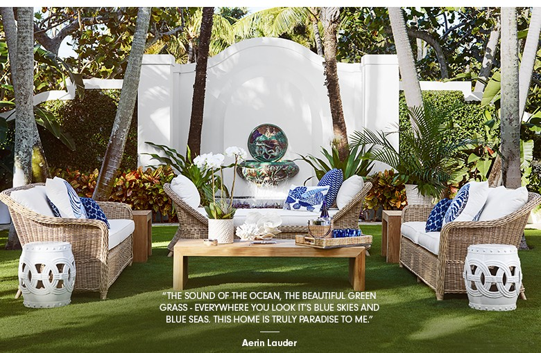 The 2017 Aerin Collection by Williams Sonoma-