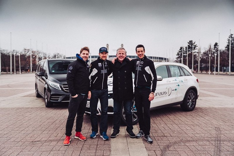 The 2017 Laureus Sport for Good Tour is ready to go