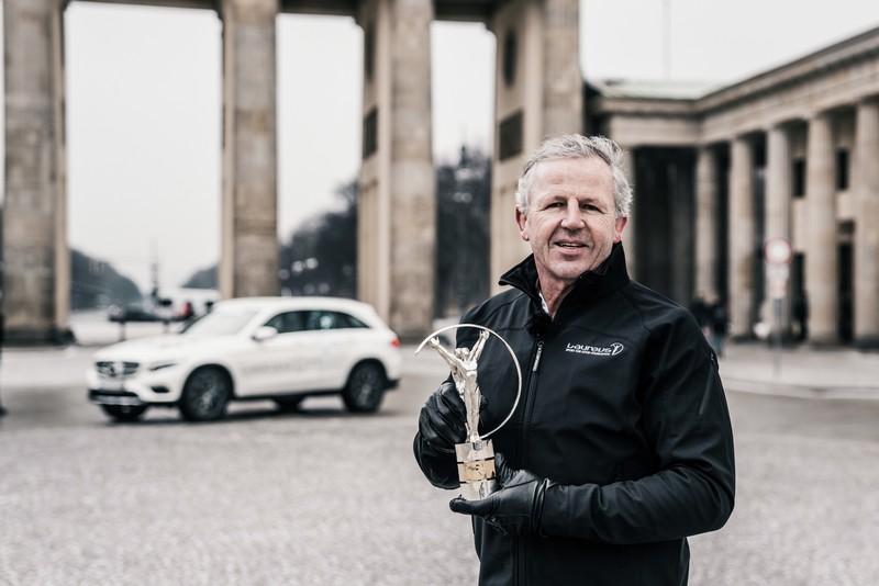 Mercedes-Benz startet Laureus Sport for Good Tour 2017: Reise unter einem guten Stern