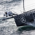 Mercedes-Benz beim härtesten Einhand-Rennen der Welt