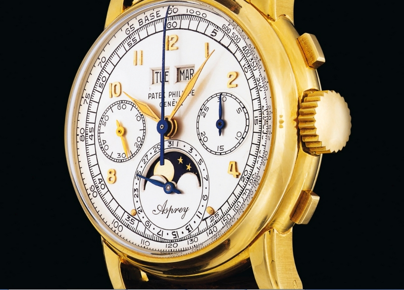 The $3.9m Patek Philippe Asprey watch sold in Geneva is the Most Expensive Watch at Auction in 2018-01