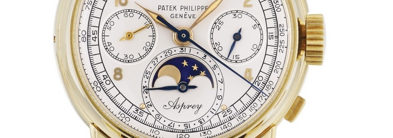 The $3.9m Patek Philippe Asprey watch sold in Geneva is the Most Expensive Watch at Auction in 2018