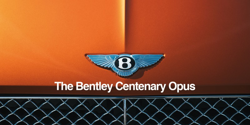The 30 kilograms Bentley Centenary Opus to feature never-seen-before imagery