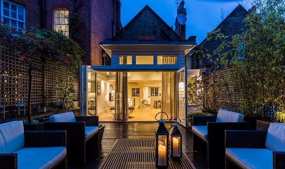 The 5 Strangest Luxury Property Conversions in London -HANDCRAFTED DESIGN AT ITS BEST-