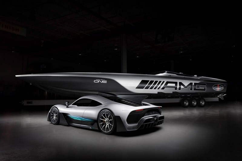 The 515 Project ONE Inspired by Mercedes-AMG-2018-rear